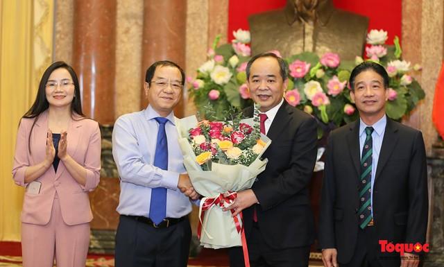 Ông Lê Khánh Hải được bổ nhiệm làm Phó Chủ nhiệm Văn phòng Chủ tịch nước - Ảnh 2.