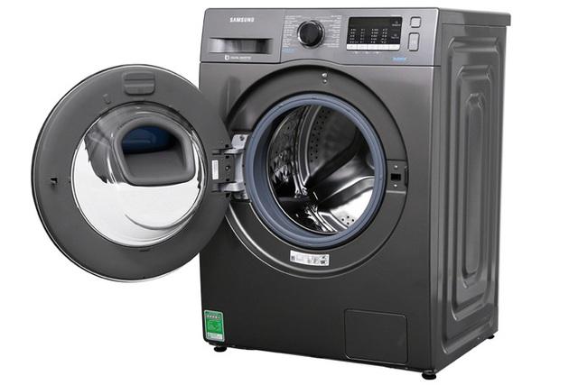 Loạt máy giặt thương hiệu nổi tiếng giảm giá 50% nhân dịp lễ 10/10 - Ảnh 1.