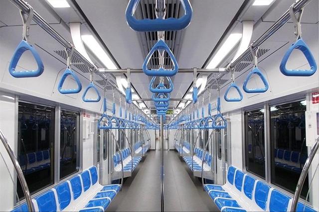 Ðoàn tàu metro số 1 Bến Thành - Suối Tiên về đến TPHCM - Ảnh 1.