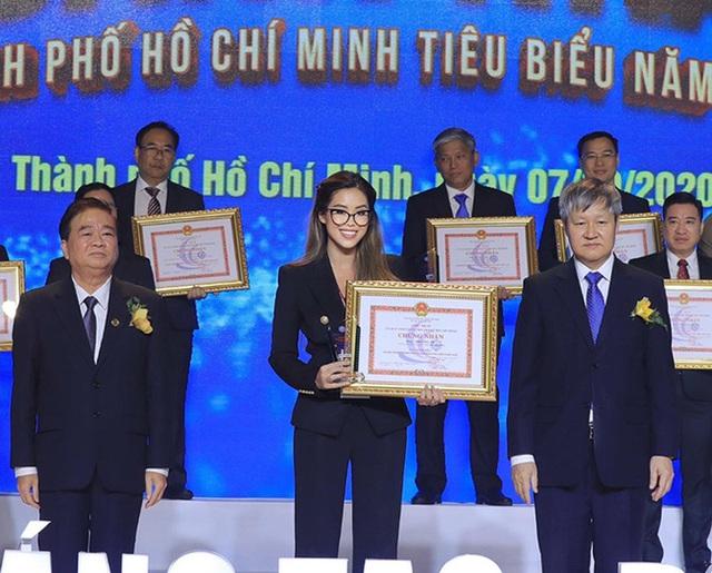 Rich kid Tiên Nguyễn mới 24 tuổi đã nhận danh hiệu Doanh nhân TP.HCM tiêu biểu 2020, xem những điều cô và công ty của gia đình đã làm suốt thời điểm dịch Covid-19 còn bất ngờ hơn! - Ảnh 1.