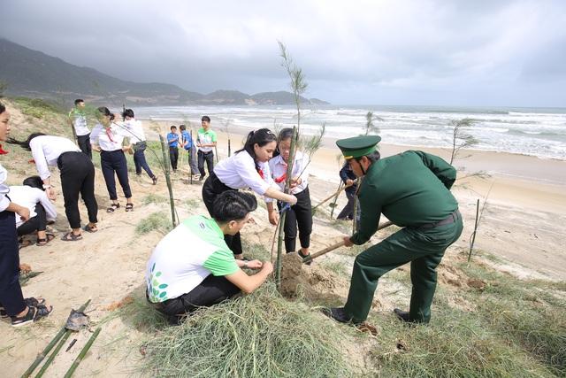 """Mạng xã hội bỗng chốc """"xanh rì"""" với chiến dịch """"Triệu cây vươn cao cho Việt Nam xanh"""" - Ảnh 5."""