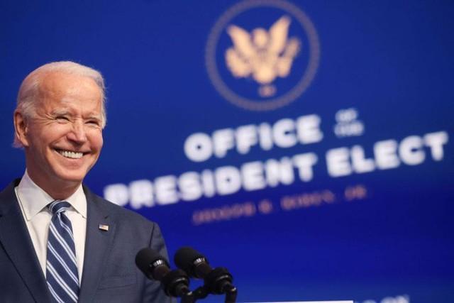 Ông Biden ra tuyên bố mạnh mẽ, bất chấp Tổng thống Trump chưa công nhận  - Ảnh 1.