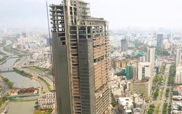 Doanh nghiệp tí hon muốn hồi sinh dự án Saigon One Tower - Ảnh 2.