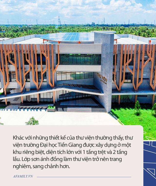 Trường đại học sang chảnh nhất miền Tây: Đầu tư hẳn một khu vực gần 60 nghìn tỷ đồng, sinh viên sốt rần rần thi nhau đến sống ảo - Ảnh 2.