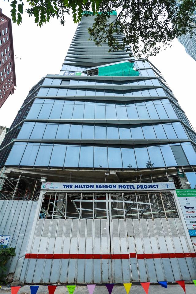 Đề nghị rà soát pháp lý dự án khách sạn Hilton Sài Gòn - Ảnh 3.