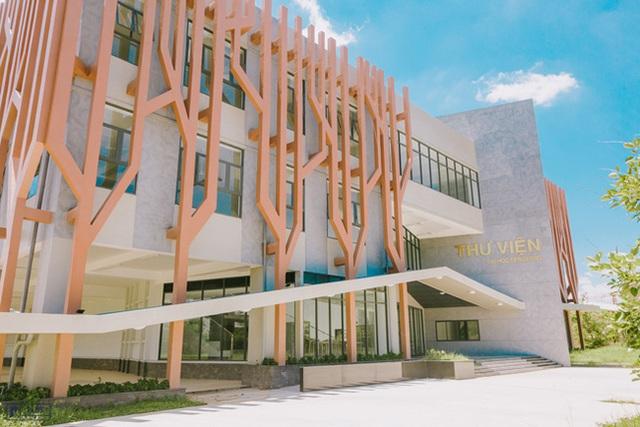 Trường đại học sang chảnh nhất miền Tây: Đầu tư hẳn một khu vực gần 60 nghìn tỷ đồng, sinh viên sốt rần rần thi nhau đến sống ảo - Ảnh 4.
