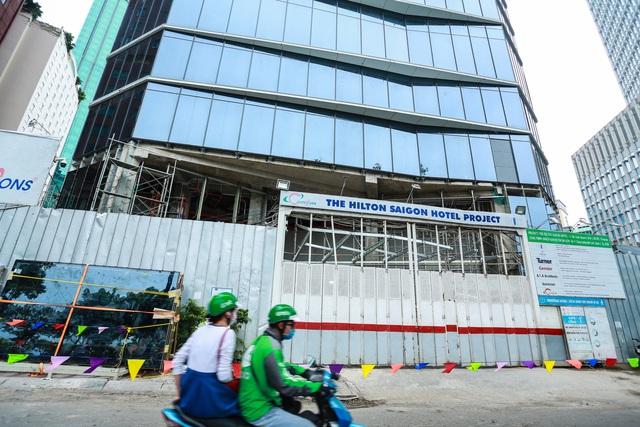 Đề nghị rà soát pháp lý dự án khách sạn Hilton Sài Gòn - Ảnh 8.