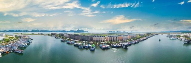 Dự án sân golf Tuần Châu  Hạ Long lớn nhất Quảng Ninh sẽ được hoàn thành vào cuối năm nay - Ảnh 1.