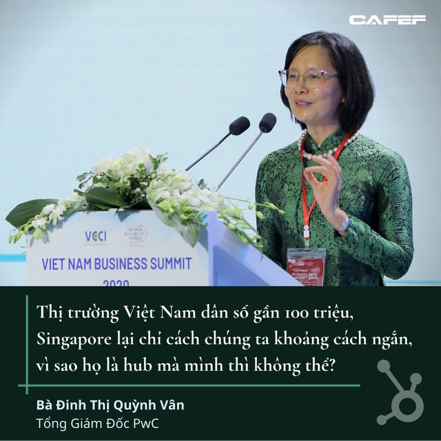 Tổng giám đốc PwC giải mã việc doanh nghiệp nước ngoài đầu tư vào Việt Nam qua các công ty Singapore và tham vọng trở thành trung tâm tài chính của TP.HCM - Ảnh 2.
