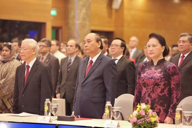 Tổng Bí thư, Chủ tịch nước phát biểu chào mừng Hội nghị Cấp cao ASEAN 37  - Ảnh 1.