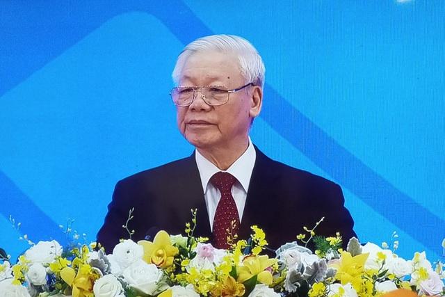 Tổng Bí thư, Chủ tịch nước phát biểu chào mừng Hội nghị Cấp cao ASEAN 37  - Ảnh 2.