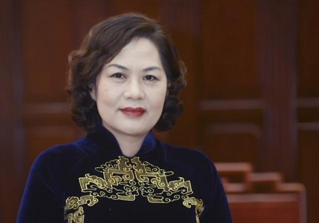Ngân hàng Nhà nước có nữ Thống đốc đầu tiên - Ảnh 3.