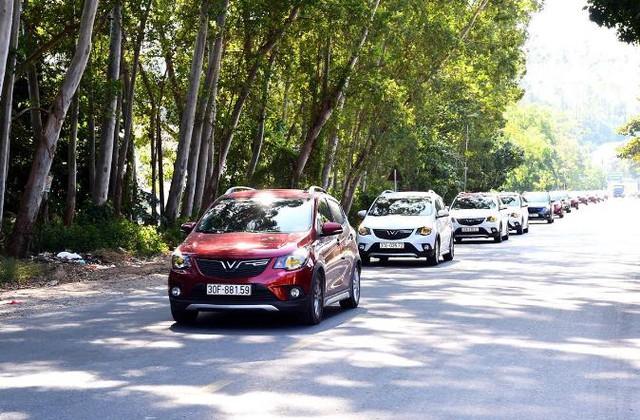 VinFast bán gần 2.900 xe trong tháng 10, giữ vững vị trí số 1 các phân khúc - Ảnh 1.