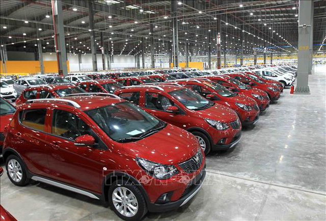 Thị trường ô tô Việt Nam tăng trưởng gần ngưỡng cao nhất hai năm qua - Ảnh 1.