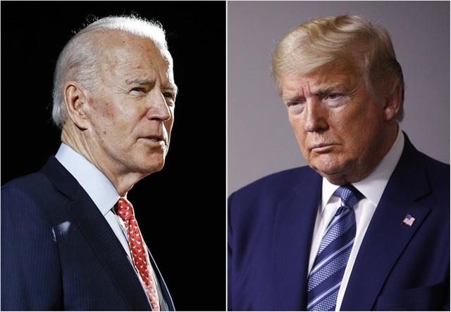 Bị ông Trump tung đòn chặn đứng hiểm hóc, đội ngũ ông Biden lâm vào thế dở khóc dở cười - Ảnh 1.