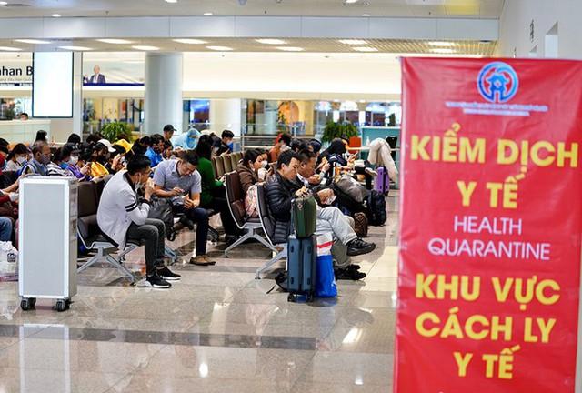Cục Hàng không cảnh báo lừa đảo bán vé bay về Việt Nam - Ảnh 1.