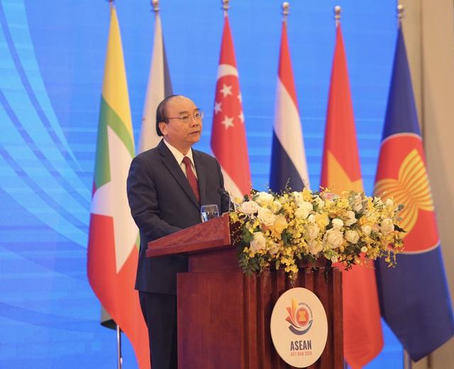Tổng Bí thư, Chủ tịch nước phát biểu chào mừng Hội nghị Cấp cao ASEAN 37  - Ảnh 4.