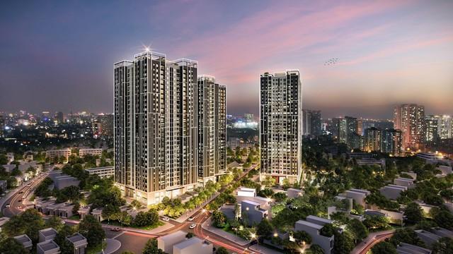 Hà Nội có thêm dự án Feliz Homes mô hơn 1.200 căn hộ tại quận Hoàng Mai - Ảnh 1.
