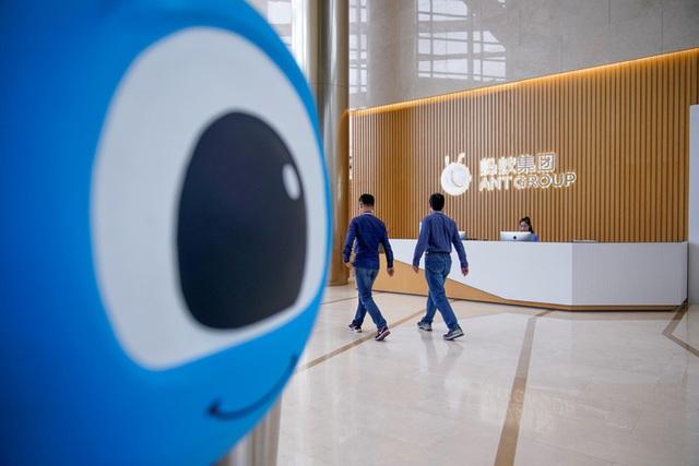 IPO hụt của Ant Group để lại bàn tiệc tỷ USD cho các doanh nghiệp Trung Quốc - Ảnh 1.