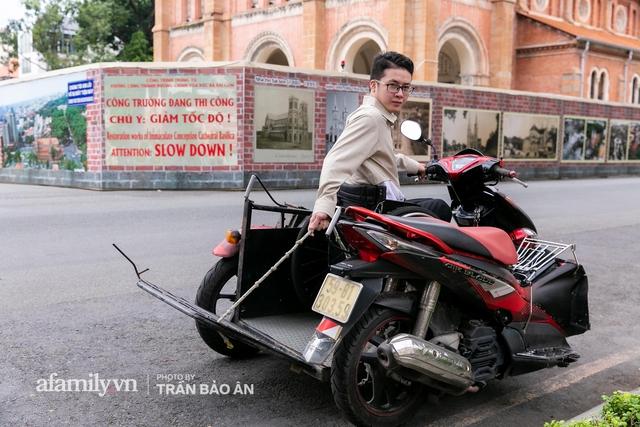 """Chàng trai đi phượt bằng xe lăn, chinh phục những con đèo hiểm trở nhất Việt Nam: """"Mất 10 năm định nghĩa hai từ """"tự do"""" bằng cách chưa ai từng làm!"""" - Ảnh 11."""