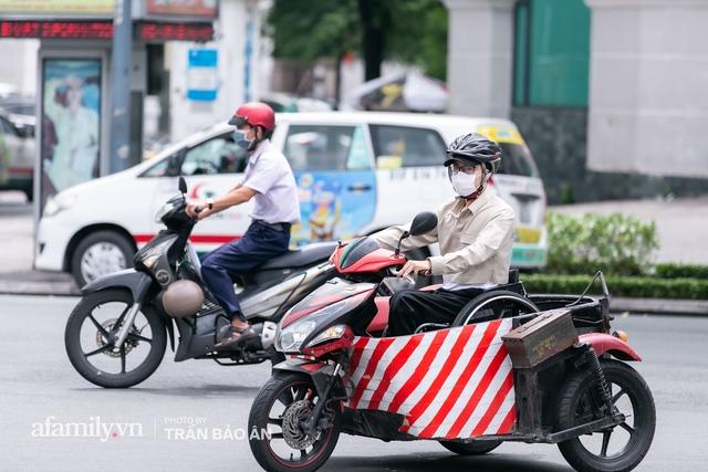 """Chàng trai đi phượt bằng xe lăn, chinh phục những con đèo hiểm trở nhất Việt Nam: """"Mất 10 năm định nghĩa hai từ """"tự do"""" bằng cách chưa ai từng làm!"""" - Ảnh 12."""