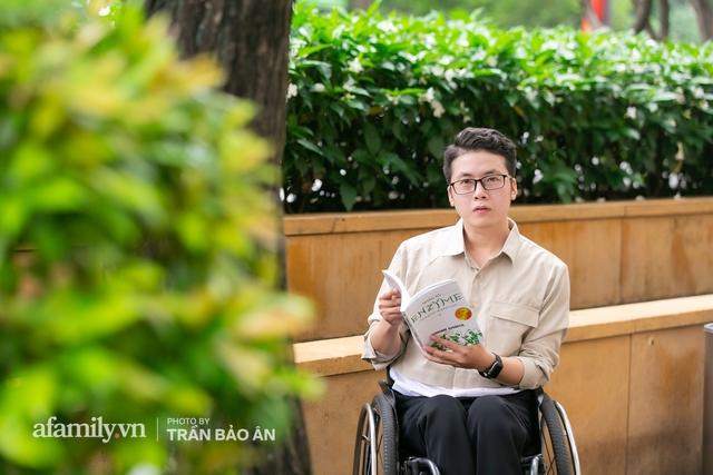 """Chàng trai đi phượt bằng xe lăn, chinh phục những con đèo hiểm trở nhất Việt Nam: """"Mất 10 năm định nghĩa hai từ """"tự do"""" bằng cách chưa ai từng làm!"""" - Ảnh 22."""