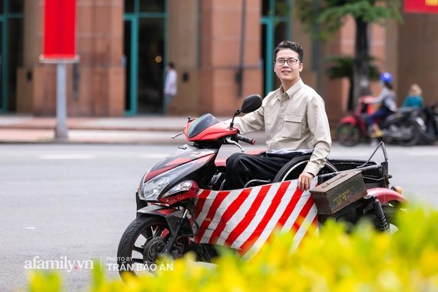 """Chàng trai đi phượt bằng xe lăn, chinh phục những con đèo hiểm trở nhất Việt Nam: """"Mất 10 năm định nghĩa hai từ """"tự do"""" bằng cách chưa ai từng làm!"""" - Ảnh 9."""