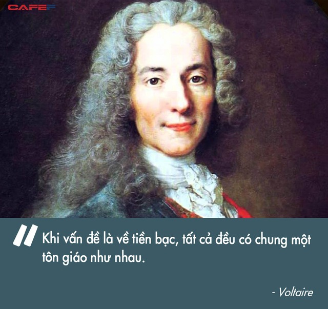 Phi vụ đầu tư khó tin giúp triết gia Voltaire giàu có đến hết đời: Qua mặt cả hệ thống xổ số Pháp để trúng độc đắc, ai dám bảo nhà văn không giỏi tính toán? - Ảnh 5.