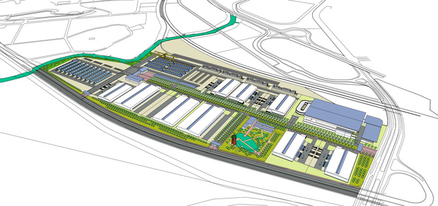 T&T Group bắt tay tập đoàn Singapore triển khai trung tâm logistics quy mô 83ha tại Vĩnh Phúc - Ảnh 1.