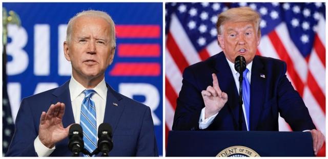 Ông Biden chiến thắng tại Georgia, ông Trump thắng ở Bắc Carolina  - Ảnh 1.