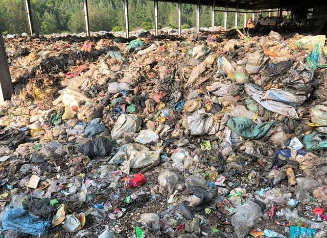 Dân kêu trời vì nhà máy xử lý rác thải tiền tỉ gây ô nhiễm - Ảnh 2.
