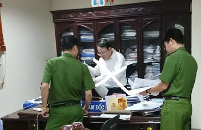 Bắt Giám đốc Ngân hàng Hợp tác xã VN chi nhánh Ninh Bình  - Ảnh 2.
