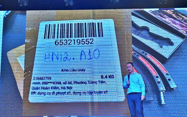 Sẽ siết bán hàng online và người vận chuyển - Ảnh 2.