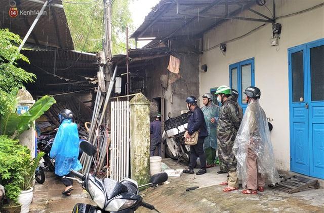 Đà Nẵng sơ tán hơn 92.000 người tránh bão số 13: 2 tháng mà phải chạy bão đến 3 lần, tôi lo mất cả Tết quá - Ảnh 4.