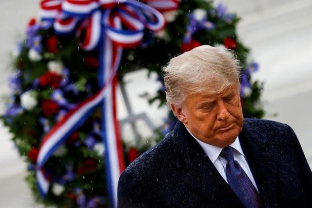 Tổng thống Donald Trump lần đầu tiên thừa nhận khả năng thất bại  - Ảnh 1.
