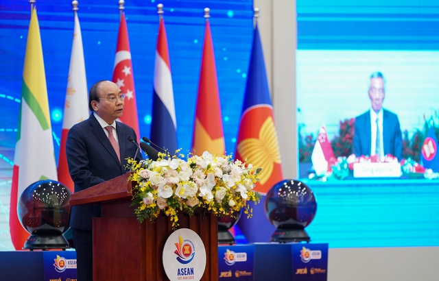 Thủ tướng Việt Nam – Singapore khởi động Mạng lưới Logistics thông minh ASEAN - Ảnh 3.