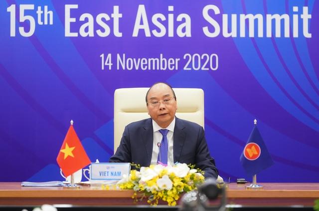 Thủ tướng Nguyễn Xuân Phúc: Biến thách thức thành cơ hội, chuyển đối đầu thành hợp tác - Ảnh 1.