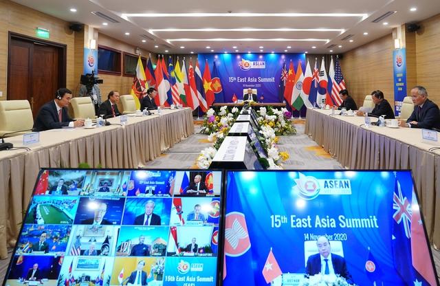 Thủ tướng Nguyễn Xuân Phúc: Biến thách thức thành cơ hội, chuyển đối đầu thành hợp tác - Ảnh 2.