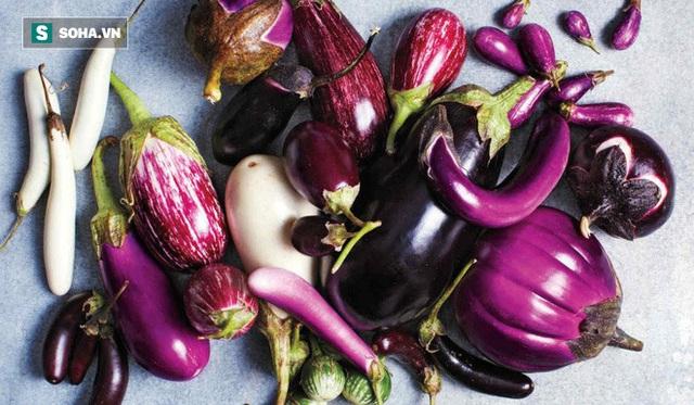 BS dinh dưỡng: Người bị tiểu đường, mỡ máu cao nên chọn cà tím làm bảo bối trên bàn ăn - Ảnh 1.