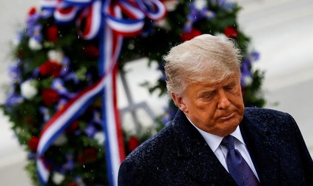 Tổng thống Trump quyết không từ bỏ cuộc chiến pháp lý  - Ảnh 2.