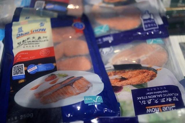 Trung Quốc ngừng nhập khẩu cá từ Ấn Độ vì phát hiện virus SARS-CoV-2 - Ảnh 1.