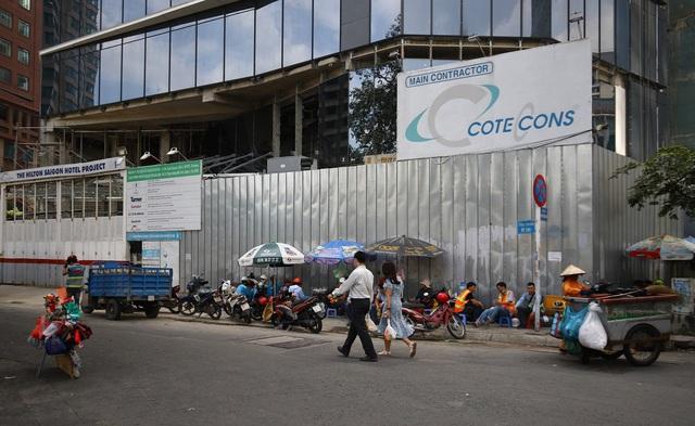 Cận cảnh khách sạn 5 sao Hilton Sài Gòn đang trong diện rà soát pháp lý - Ảnh 5.
