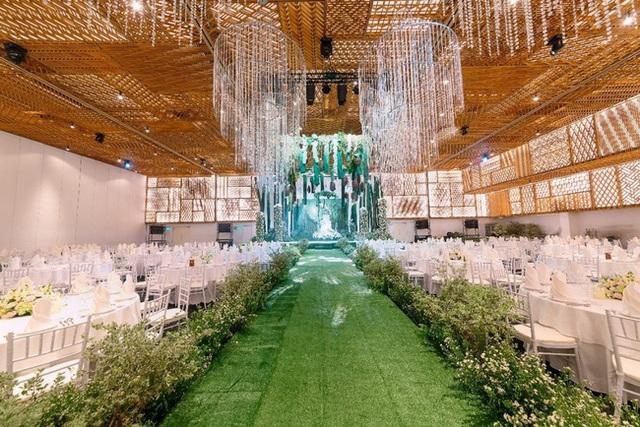 Nơi tổ chức đám cưới của Công Phượng vào ngày mai được xem là nhà hàng có độ bảo mật cao nhất nhì Sài Gòn, ngay cả cựu Tổng thống Obama cũng từng đến đây thì đủ hiểu! - Ảnh 8.