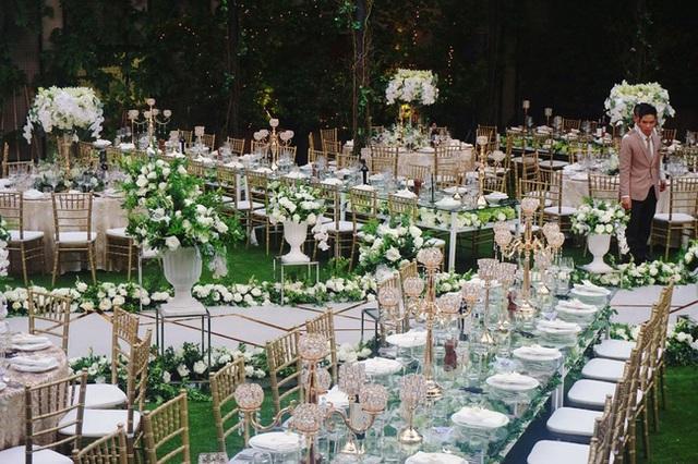 Nơi tổ chức đám cưới của Công Phượng vào ngày mai được xem là nhà hàng có độ bảo mật cao nhất nhì Sài Gòn, ngay cả cựu Tổng thống Obama cũng từng đến đây thì đủ hiểu! - Ảnh 9.