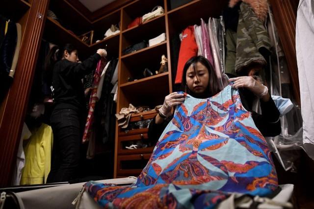 Kỳ lạ nghề sắp xếp tủ quần áo cho giới thượng lưu Trung Quốc, lương tới 2.000 USD/lần dọn dẹp - Ảnh 3.