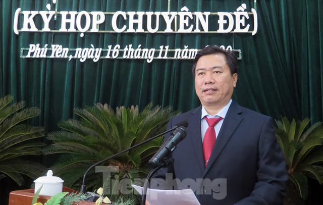 Cựu cán bộ đoàn 7X làm Chủ tịch HĐND và Chủ tịch UBND tỉnh Phú Yên - Ảnh 1.