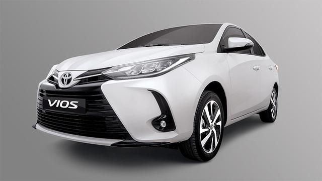 Liên tục ra mắt tại ĐNA, Toyota Vios 2021 sắp về Việt Nam: Sedan 'quốc dân' thiết kế lại long lanh kiểu Lexus - Ảnh 2.
