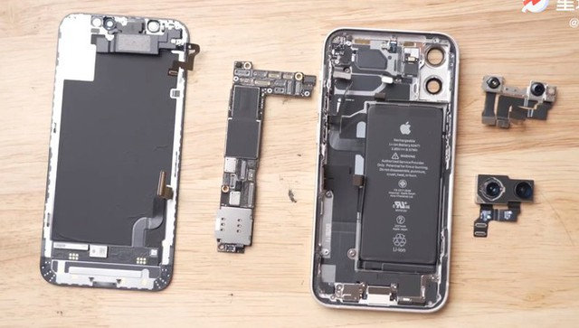 iPhone 12 mini lỗi màn hình, bị chê pin kém - Ảnh 2.