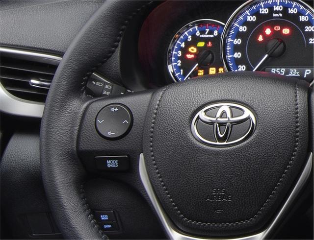 Liên tục ra mắt tại ĐNA, Toyota Vios 2021 sắp về Việt Nam: Sedan 'quốc dân' thiết kế lại long lanh kiểu Lexus - Ảnh 4.