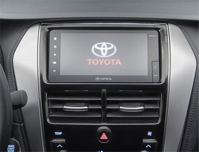 Liên tục ra mắt tại ĐNA, Toyota Vios 2021 sắp về Việt Nam: Sedan 'quốc dân' thiết kế lại long lanh kiểu Lexus - Ảnh 5.